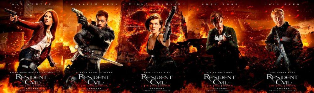 Resident Evil Ostatnie Starcie