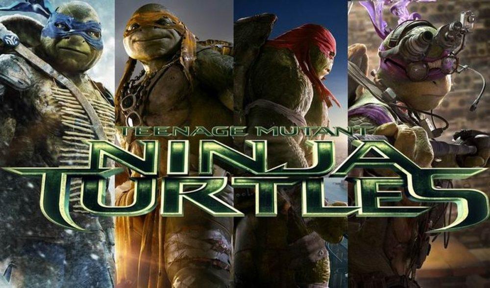 Żółwie ninja 2