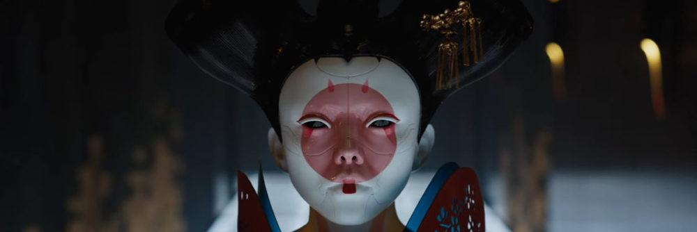 Ghost in the Shell - Geisha