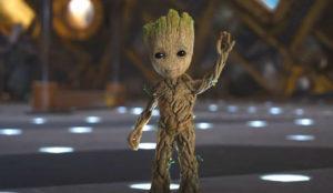 Dziecko Groot - Strażnicy Galaktyki Vol .2