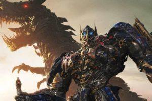 Transformers - Ostatni Rycerz