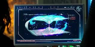 Dark Matter - Wormhole
