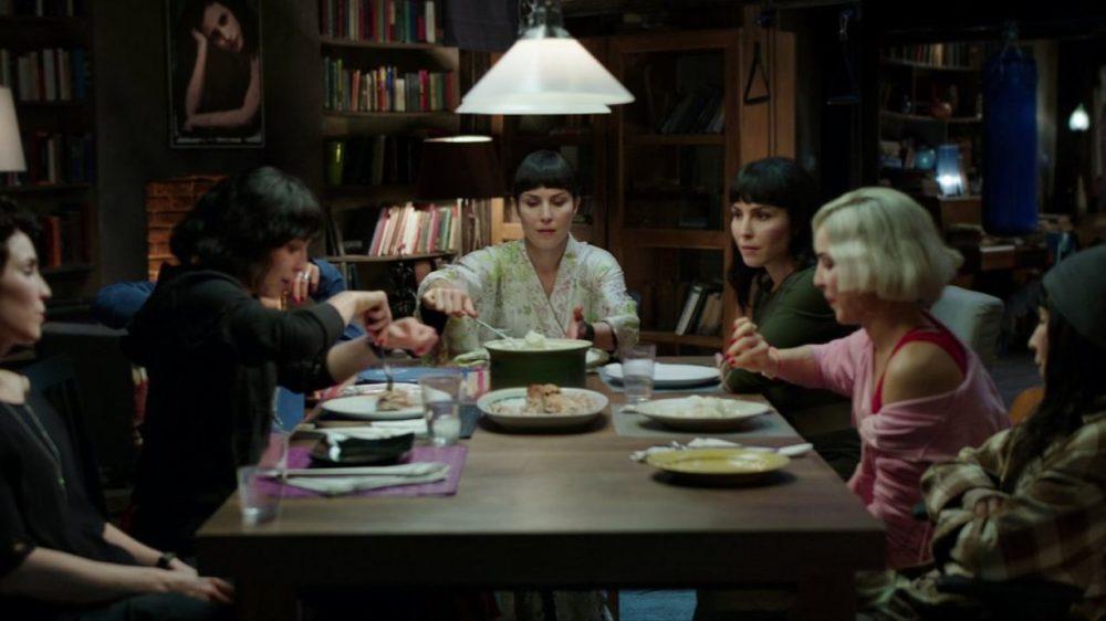 Seven Sisters - Netflix